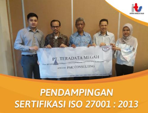 ISO 27001: 2013, Senjata Keamanan Informasi untuk Persaingan Global