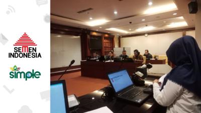 Gunakan IntegraOffice, Sistem Manajemen Dokumen Semen Indonesia Jadi Lebih SIMPLE