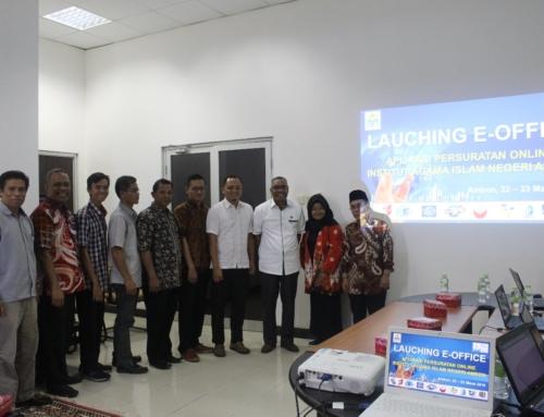 e-Office  Persuratan Mempermudah Proses Persuratan di IAIN Ambon