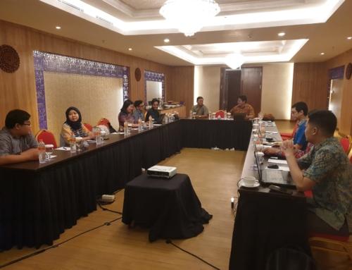 Rapat Koordinasi Aplikasi SIGAP PDDikti  dengan Tim Integra Teknologi Solusi