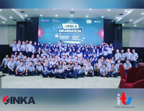 Launching Aplikasi  INKA Knowledge Management System (iKnows)