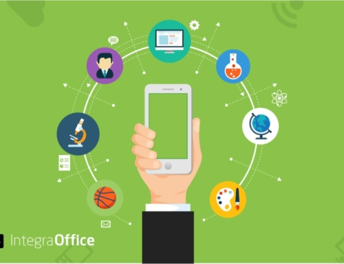 e-Office Mobile Application : Mudah, Efektif dan Efisien
