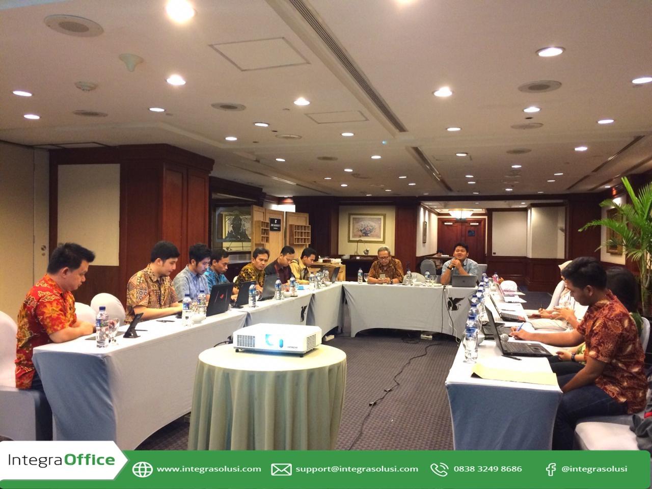 Rapat Koordinasi Perencanaan Pengembangan Aplikasi SIGAP PDDikti 2019