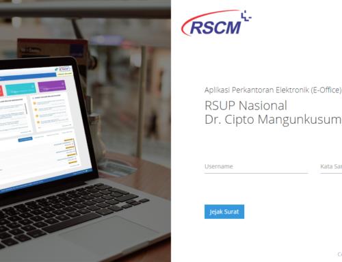 e-Office Sebagai Solusi Masalah Persuratan di RSCM
