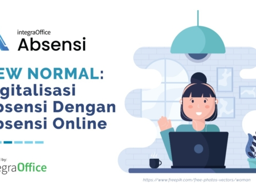 New Normal : Digitalisasi Absensi Dengan Absensi Online
