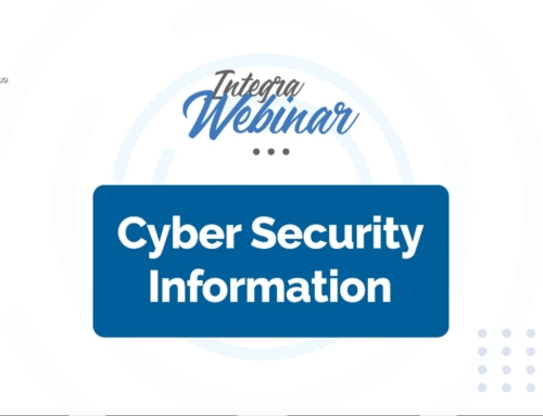 Event Webinar : Cyber Security Information