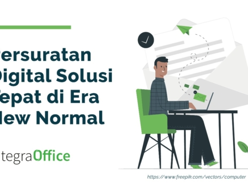 Persuratan Digital Solusi tepat di Era New Normal