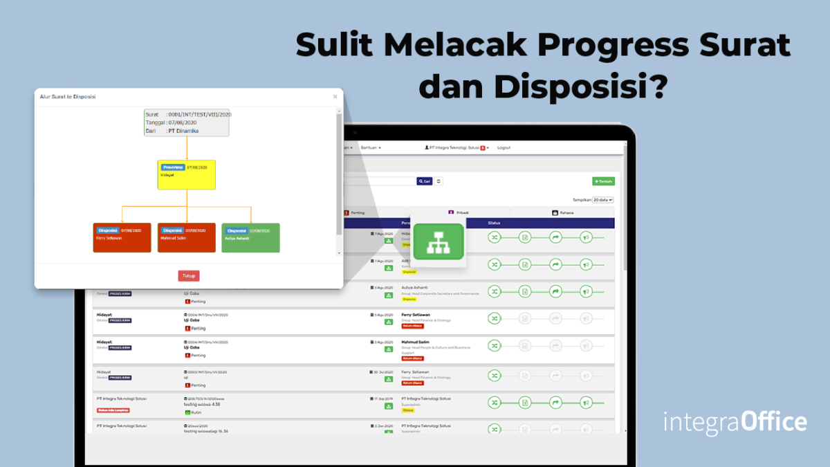 Sulit Melacak Progress Surat dan Disposisi-03